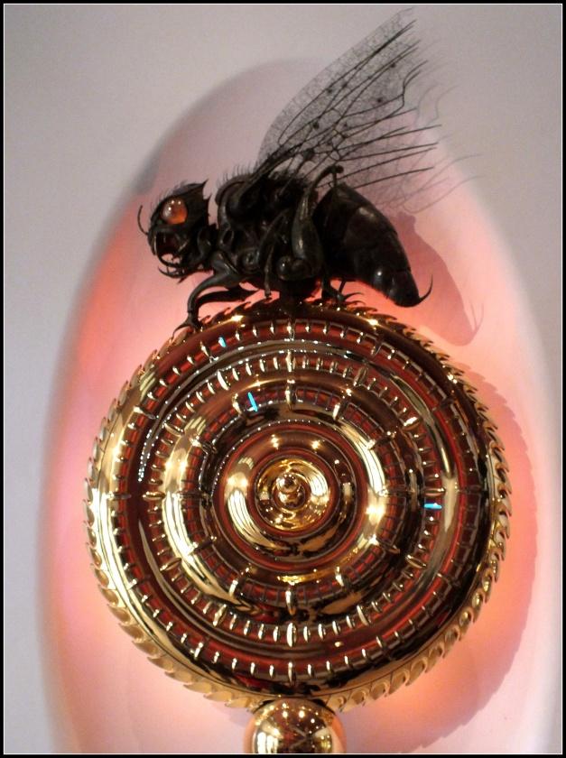 Fly Clock